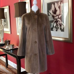 Bisang Couture Mink Jacket Small